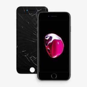 Замена экрана iPhone 7, диспеля
