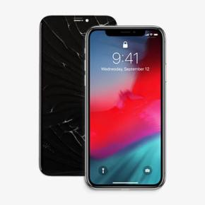 замена экрана iPhone X, дисплея