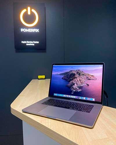 ремонт ноутбуков apple
