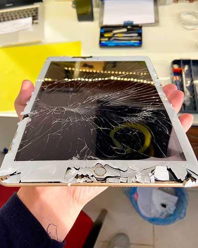 ремонт iPad айпад