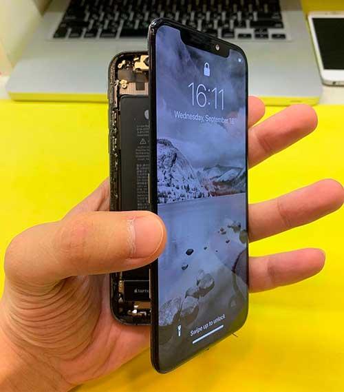ремонт iPhone 10