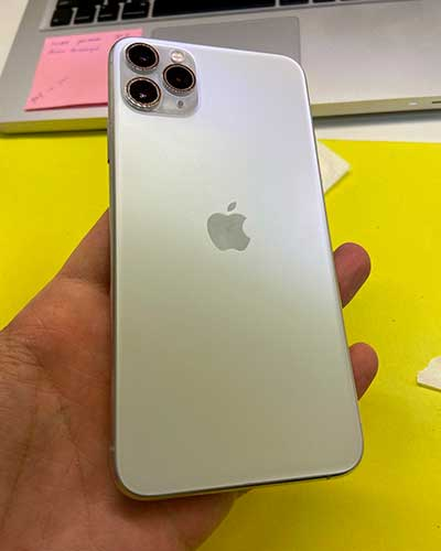 ремонт iPhone 11 Pro Max white