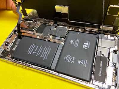 ремонт iPhone XS минск