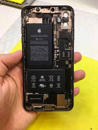 ремонт iPhone XS низкие цены