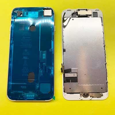 влагозащитная проклейка iphone 7