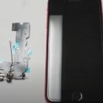 Замена микрофона iPhone 7