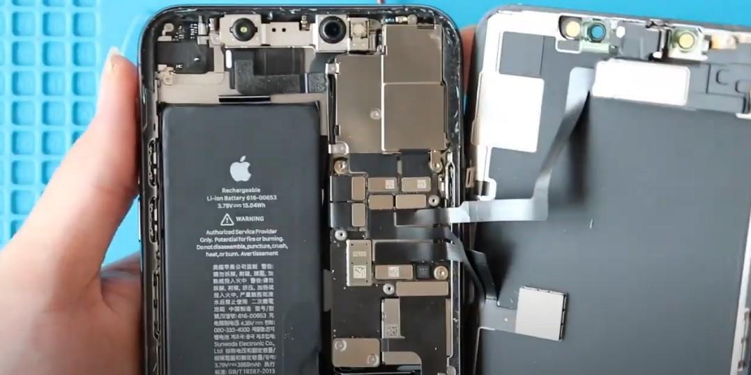 Замена батареи iPhone 11 Pro Max