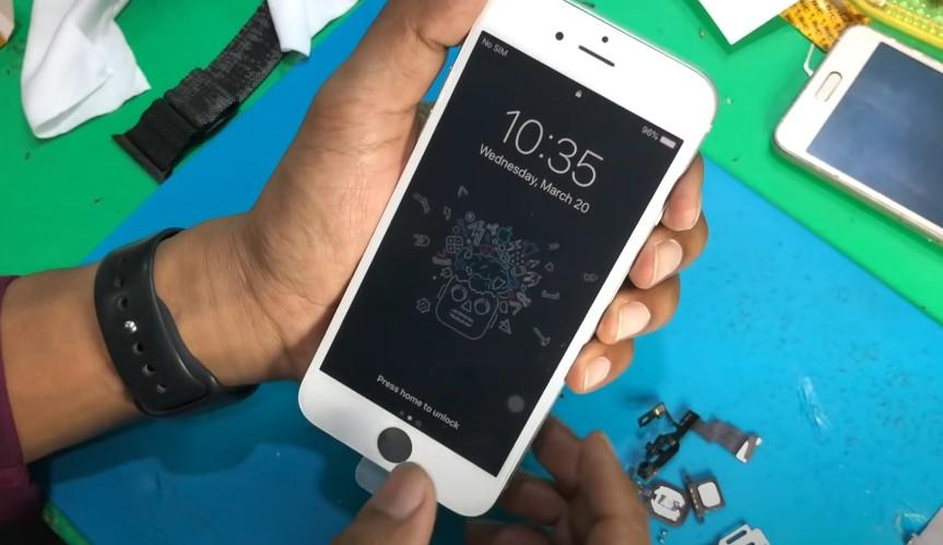 Стекло для iPhone 6