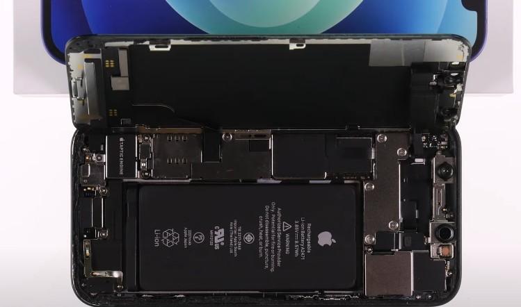 аккумулятор iPhone 12 mini