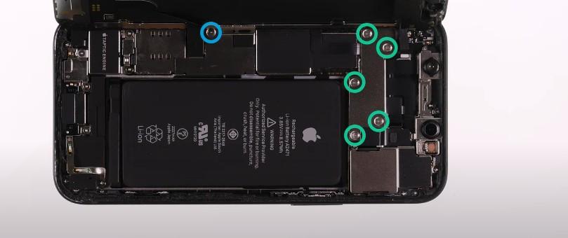 Дисплей iPhone 12 mini