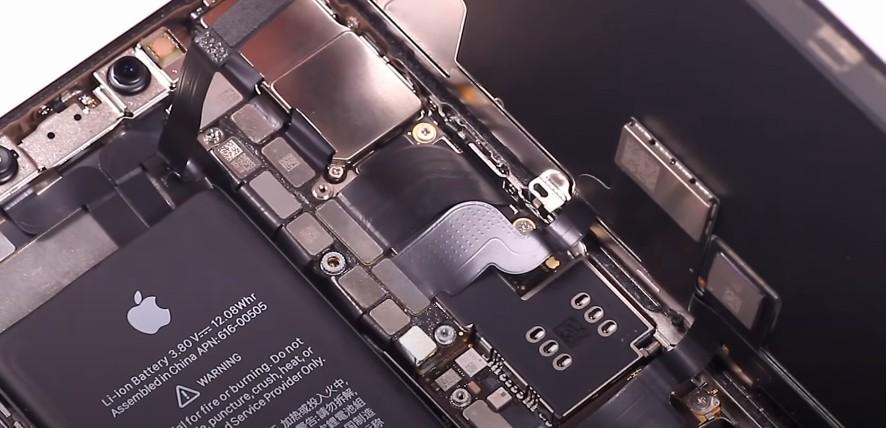 замена дисплея iPhone XS Max