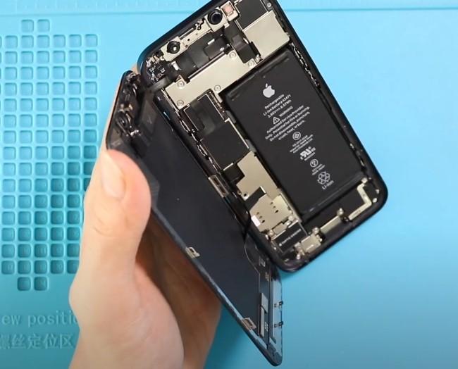 замена стекла для экрана iPhone 12 mini