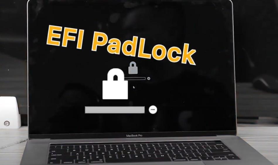 Снятие пароля EFI на Macbook Air/Pro