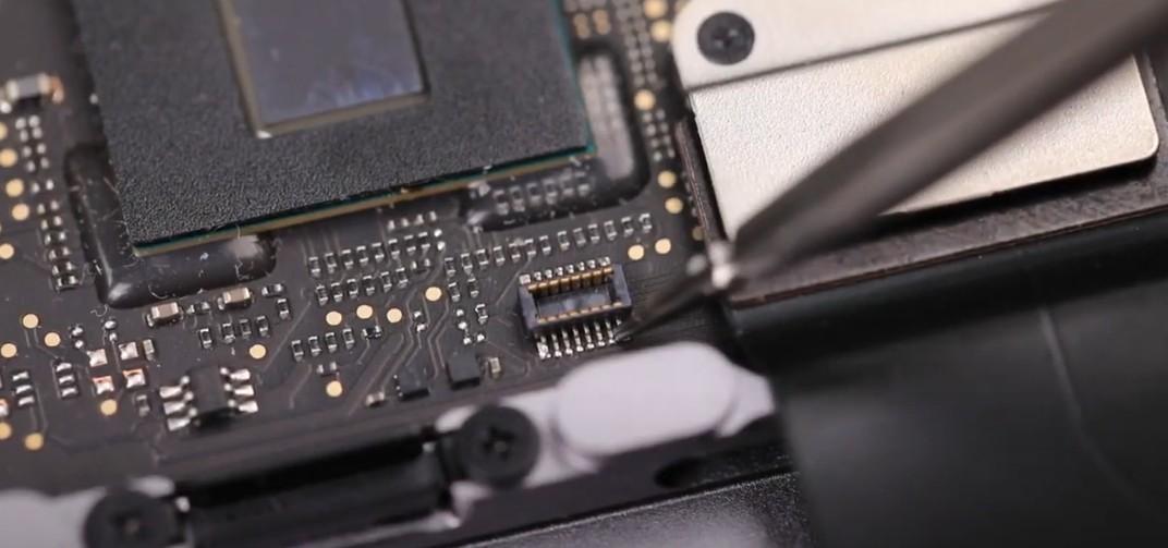 Снятие пароля EFI Macbook и iMac