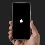 Что делать, если iPhone завис на яблоке?